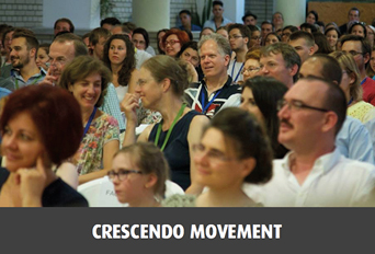 Crescendo movement