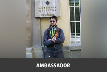 Want to become a CSI ambassador? Click for details.